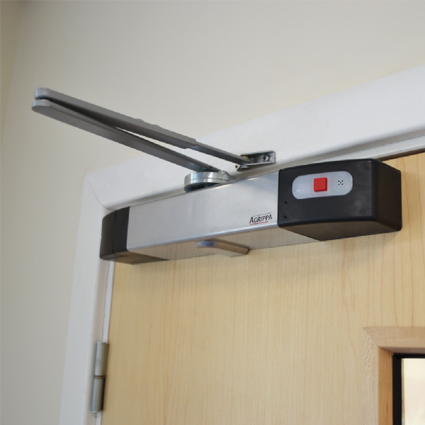 AGRIPPA Sound Activated Size 4 Digital Fire Door Closer